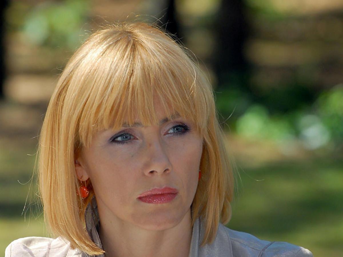 Agnieszka Wosińska smutna wina