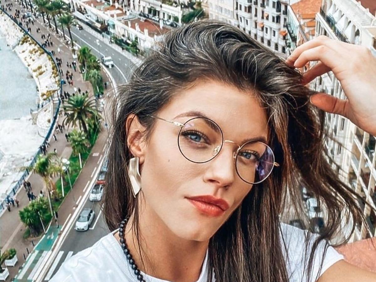 """Agnieszka z """"Top model"""""""