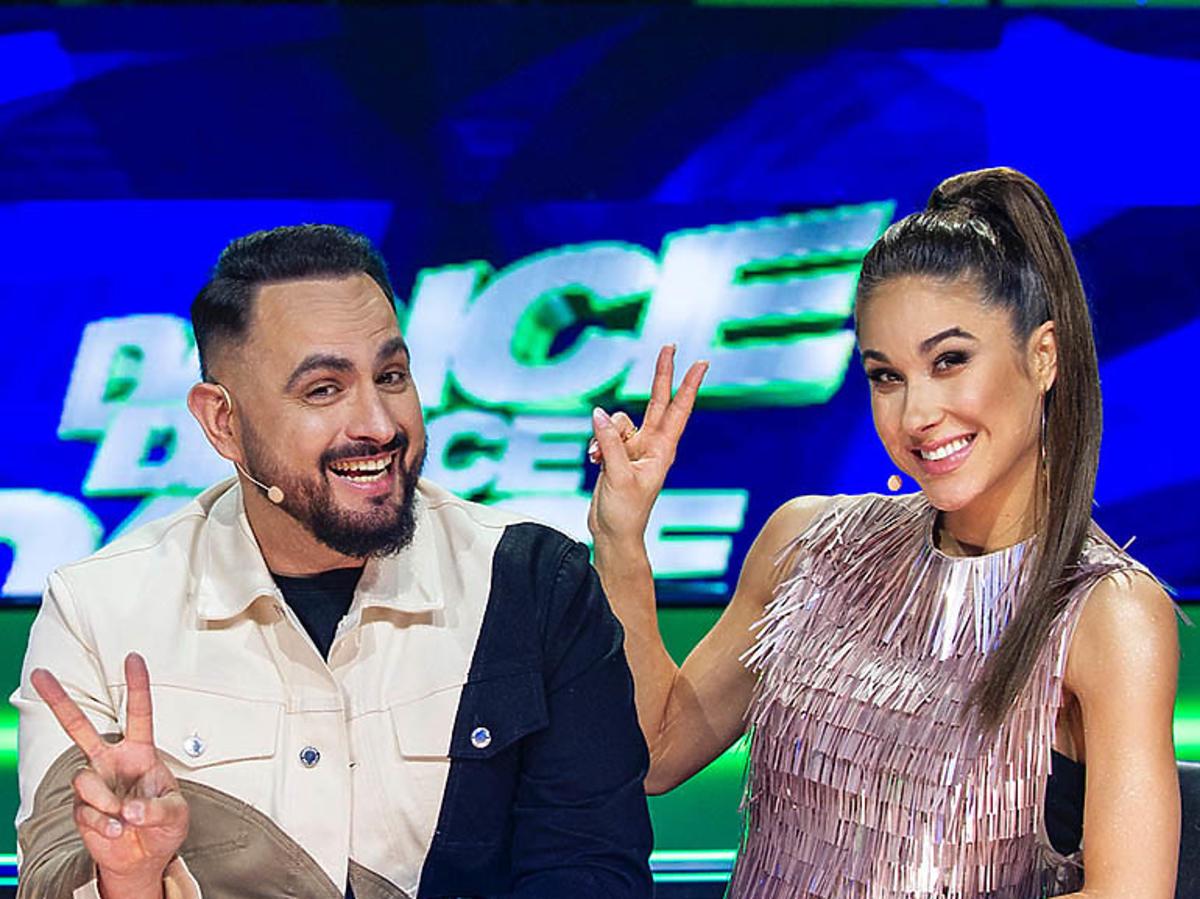 Agustin Egurrola i Ida Nowakowska w Dance Dance Dance