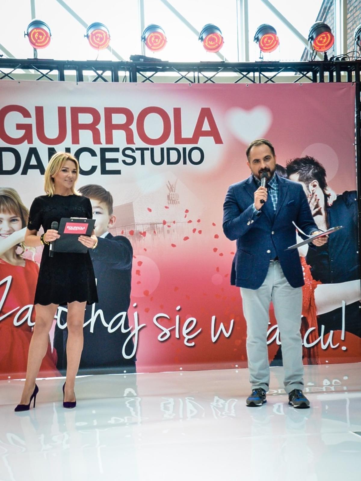 Agustin Egurrola otworzył szkołę tańca