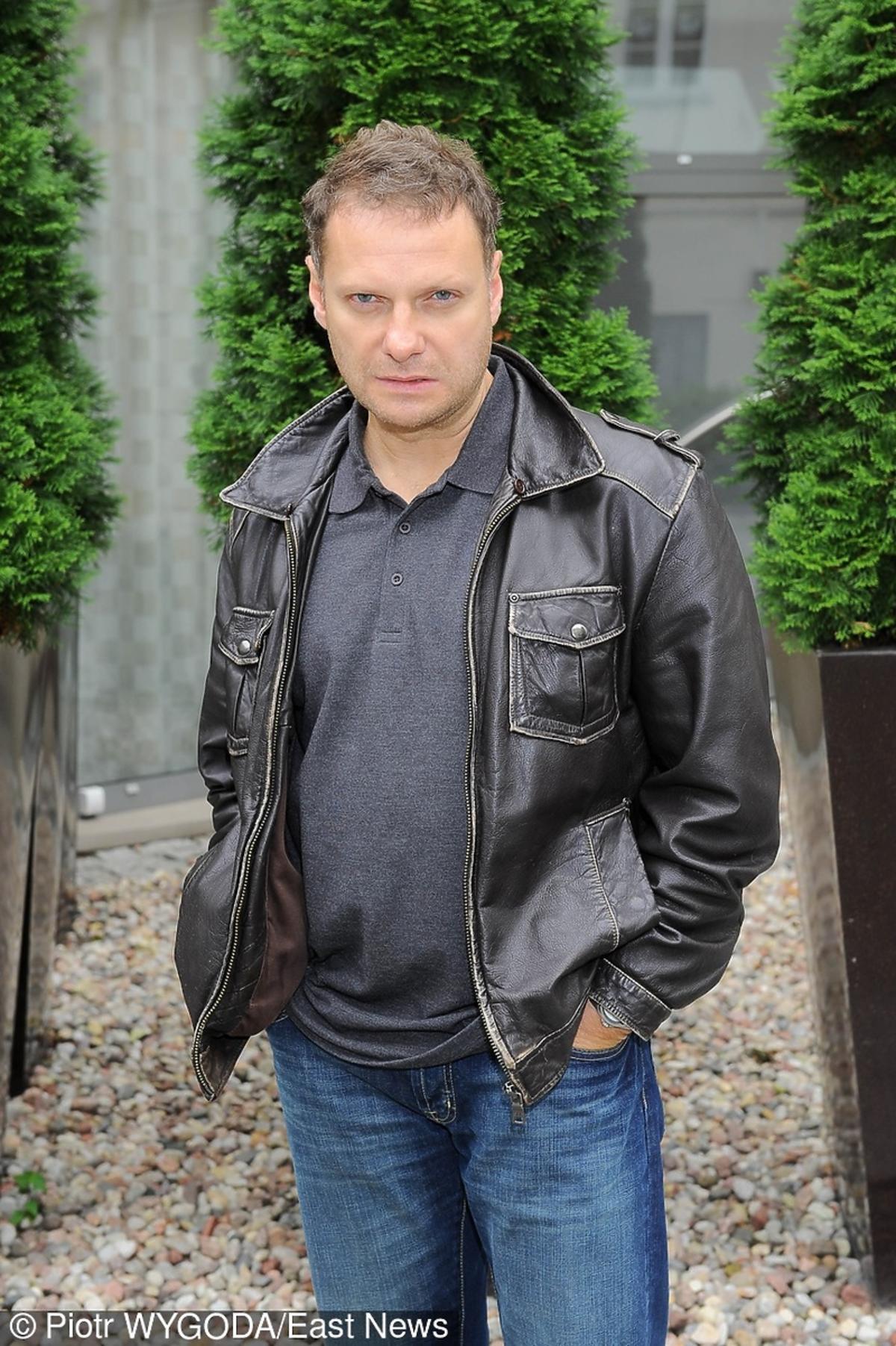 Aktor Marcin Kuźmiński nie żyje