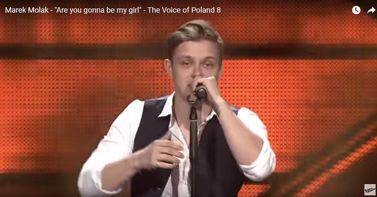 Aktor z Barw Szczęścia w The Voice of Poland