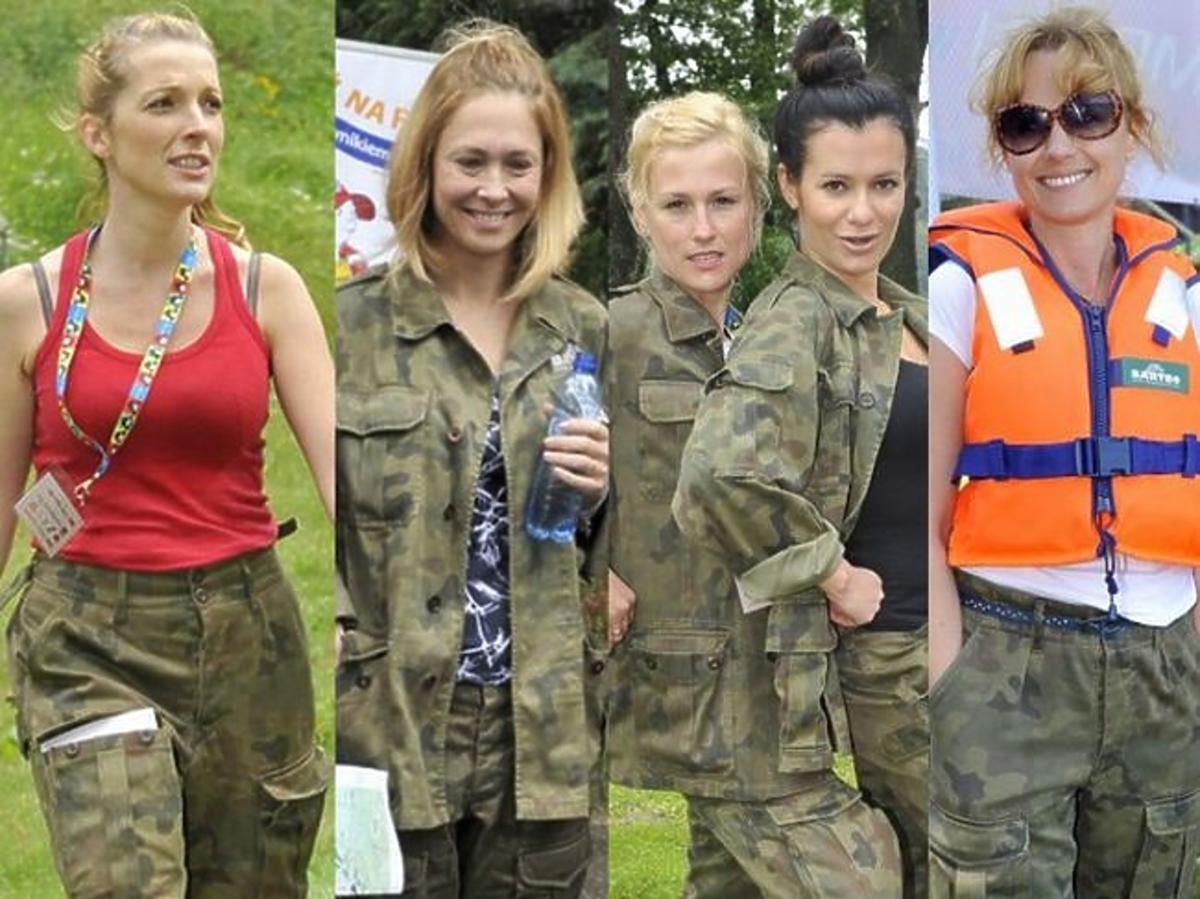 Aktorki w Mierkach