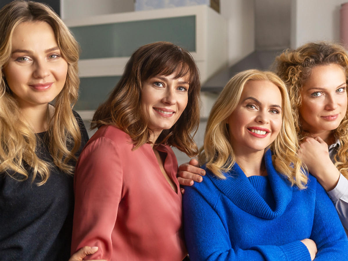 aktorki z serialu