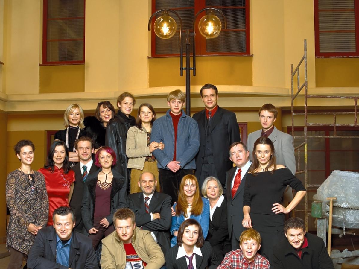 aktorzy z Na Wspólnej 2003