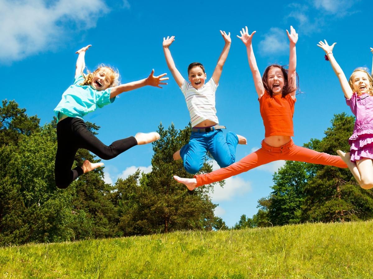 aktywne dzieci
