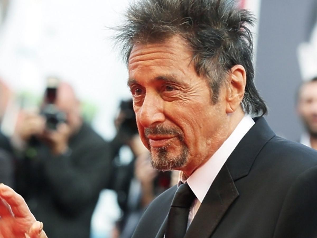 Al Pacino odwołał swój przyjazd do Polski