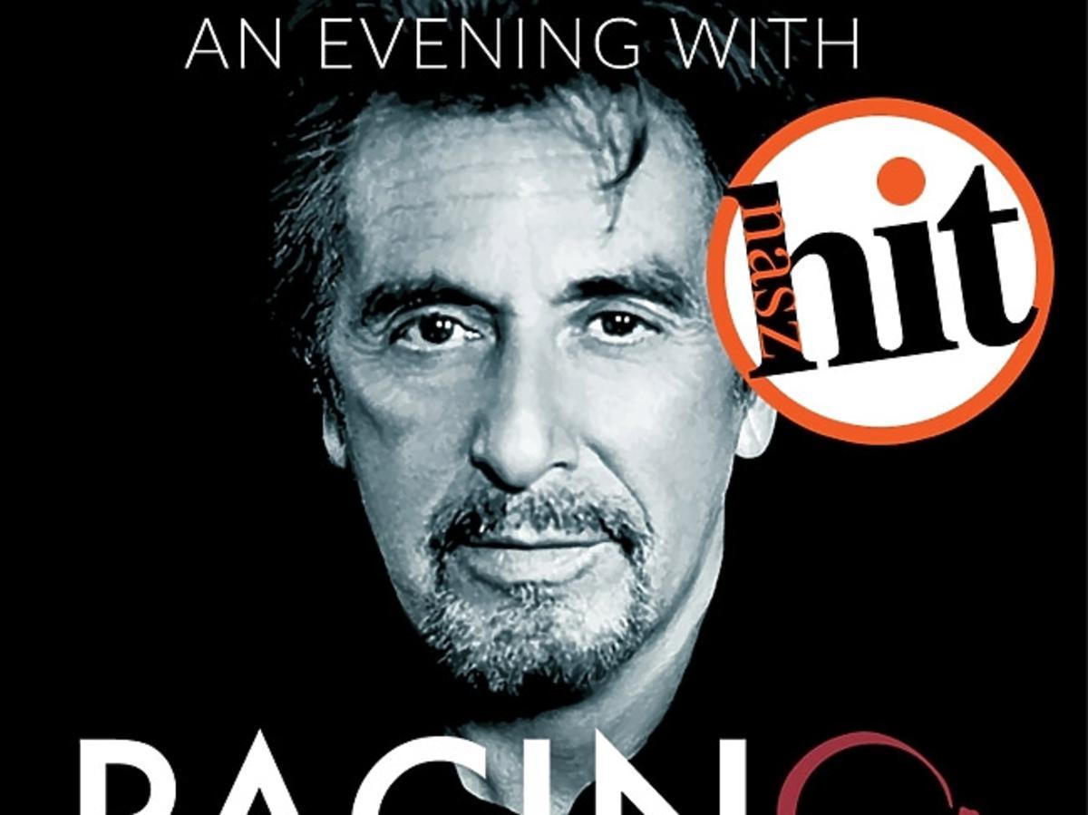 Al Pacino w Warszawie