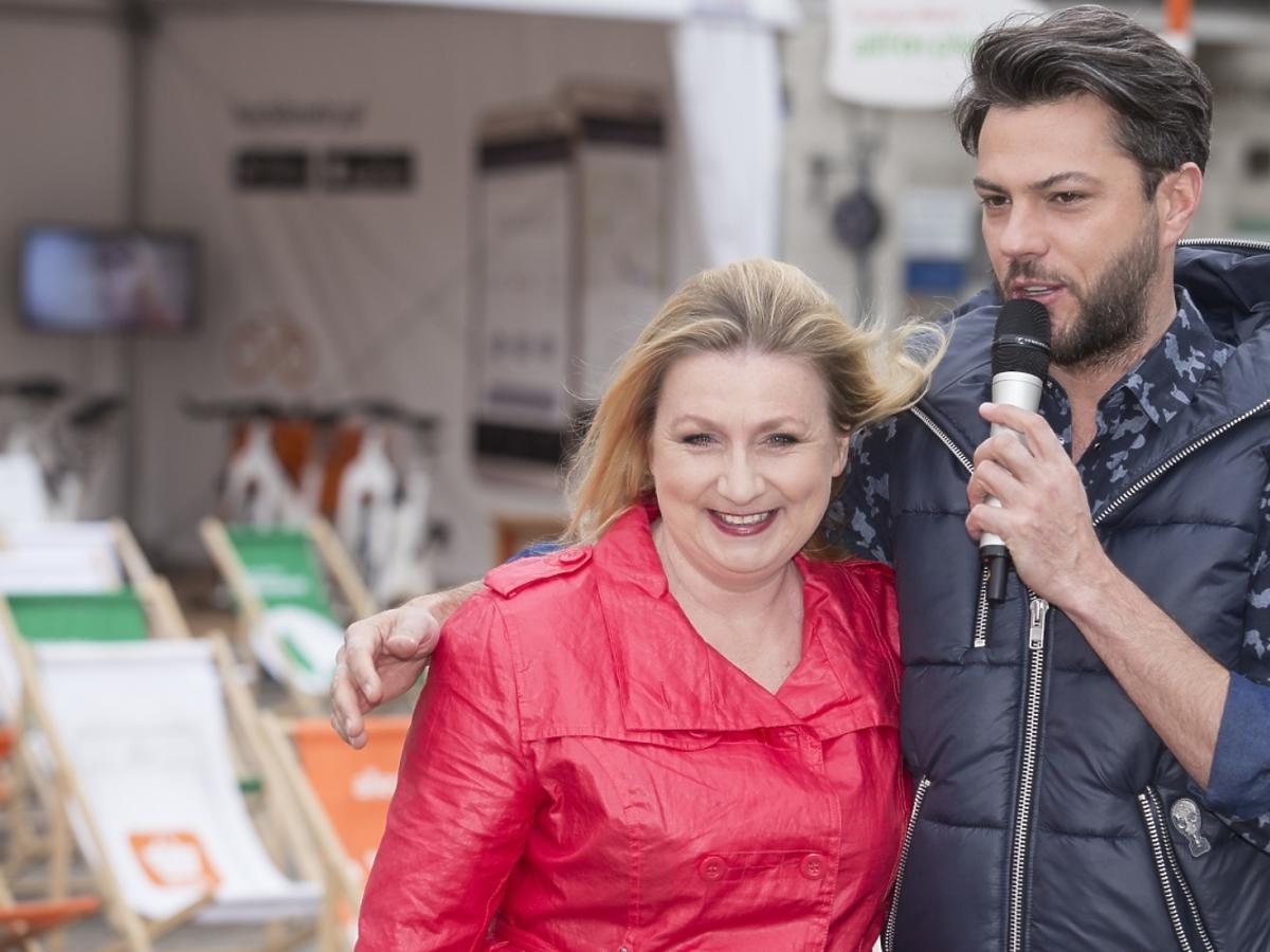 Aldona Jankowska i Olivier Janiak na Off Plus Camera