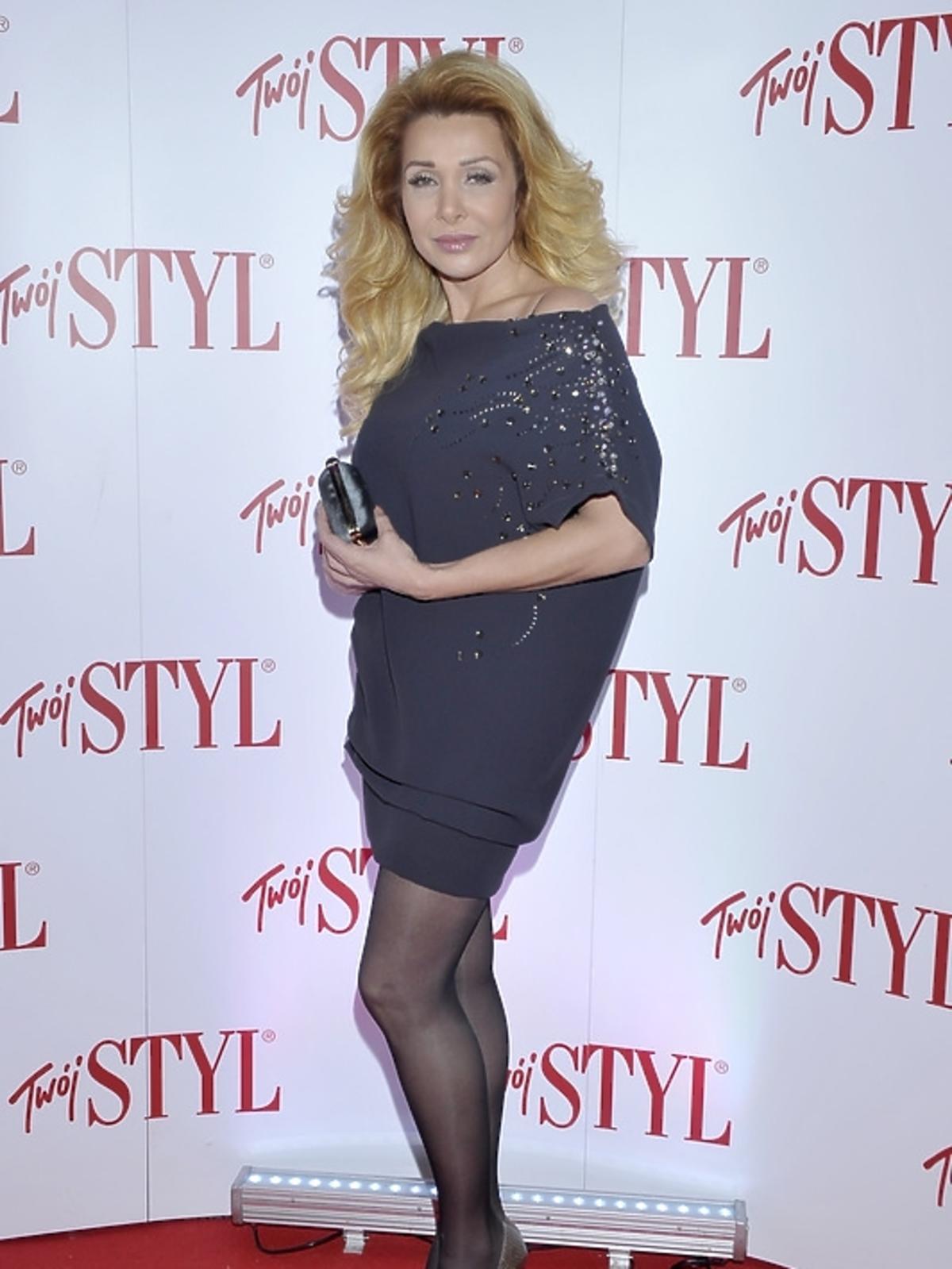Aldona Orman na gali Doskonałość Mody 2012