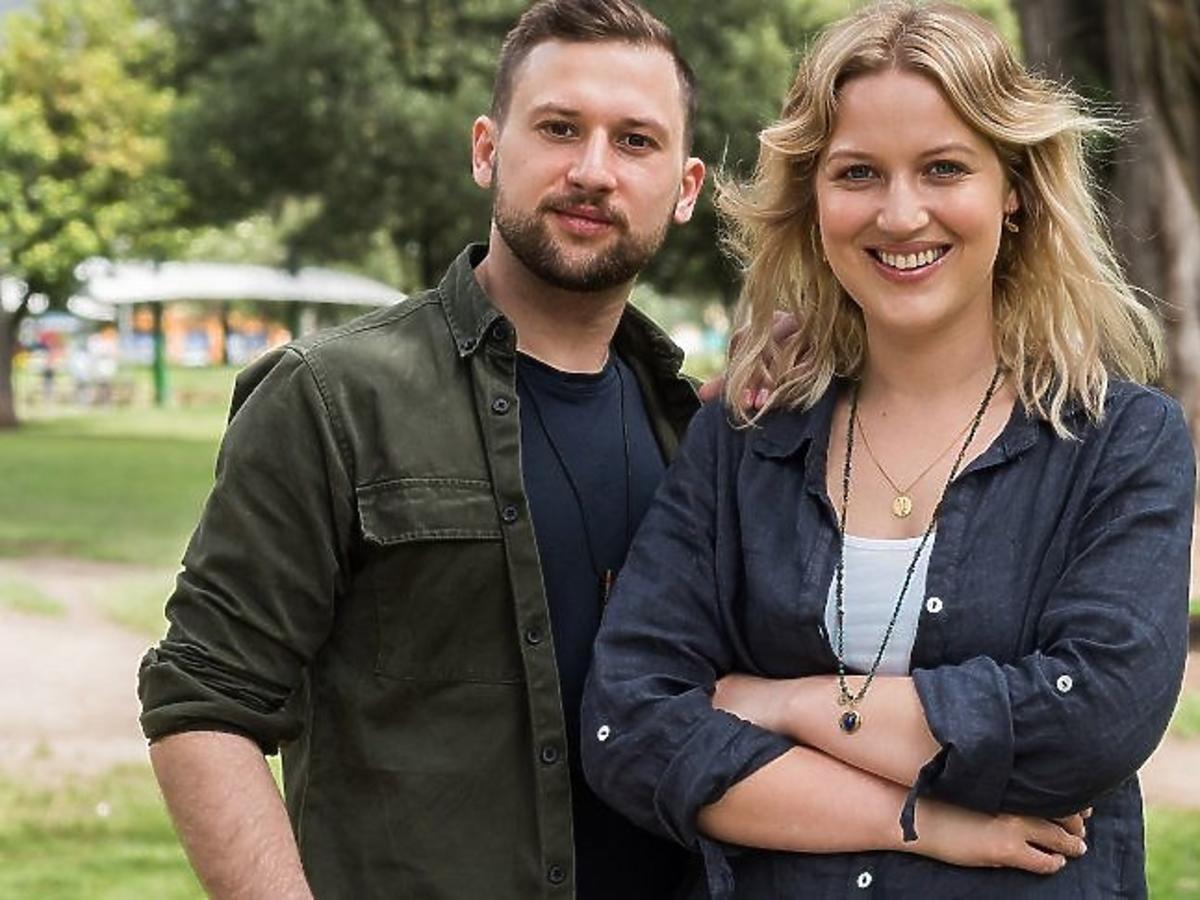 Aleksandra Domańska i Dawid Domański wygrali show Ameryka Express