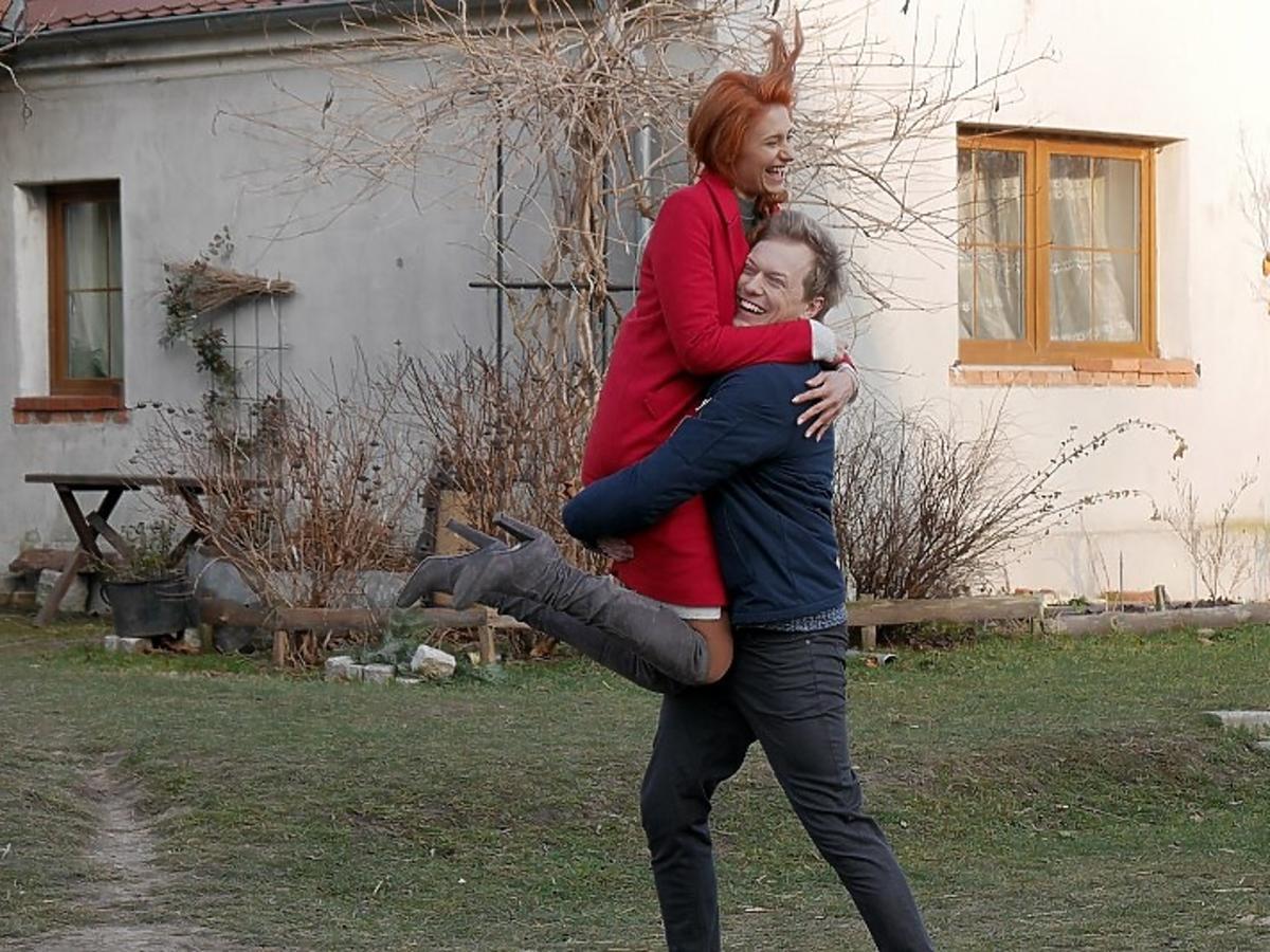 Aleksandra Gintrowska w Pierwszej Miłości