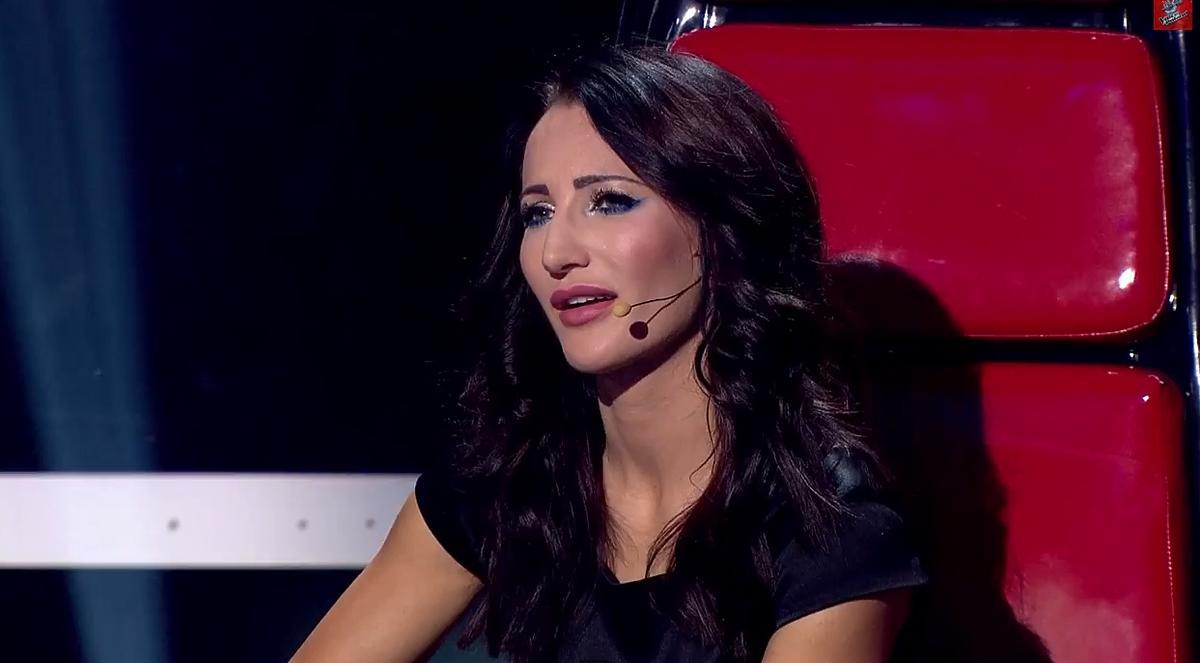 Aleksandra Nizio w The Voice