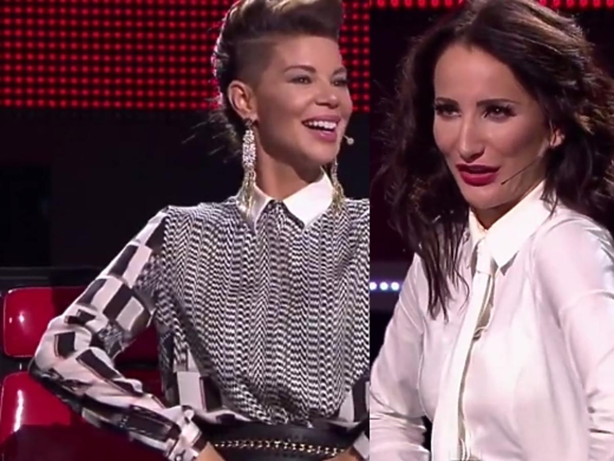 Aleksandra Nizio w trzecim odcinku The Voice of Poland