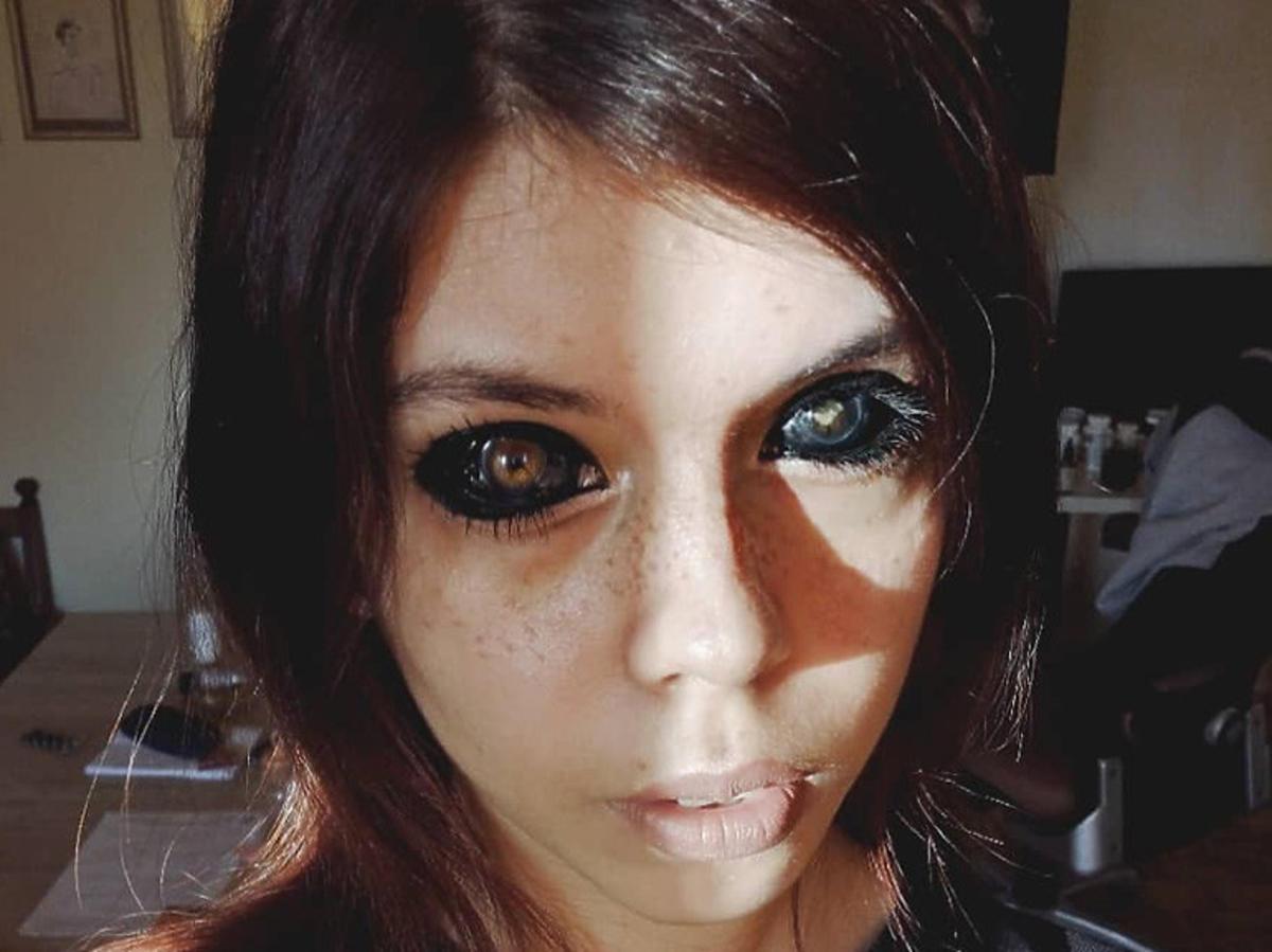 Aleksandra Sadowska wytatuowała gałki oczne i straciła wzrok. Co u niej słychać?