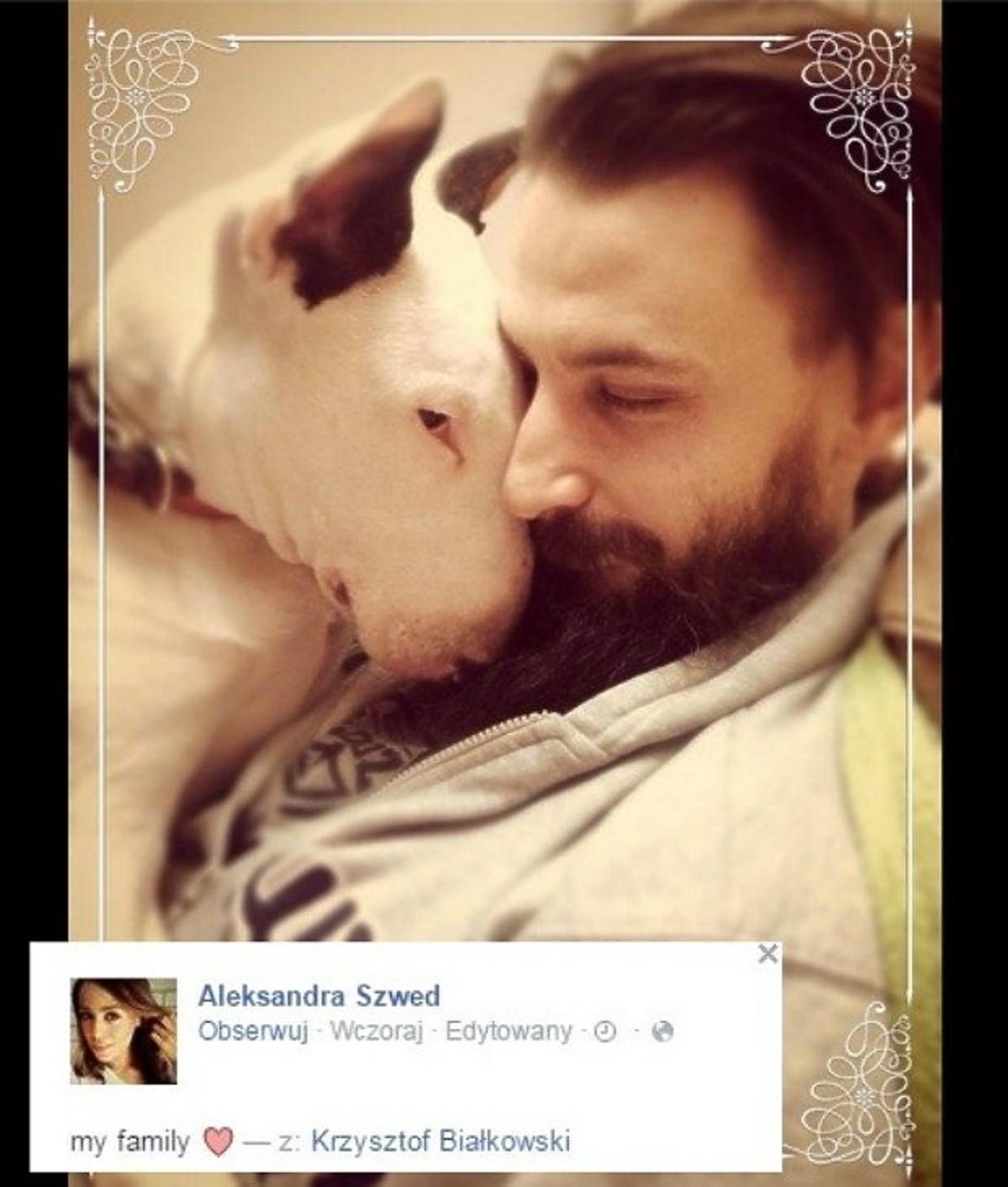 Aleksandra Szwed w ciąży. Ojciec dziecka Oli Szwed