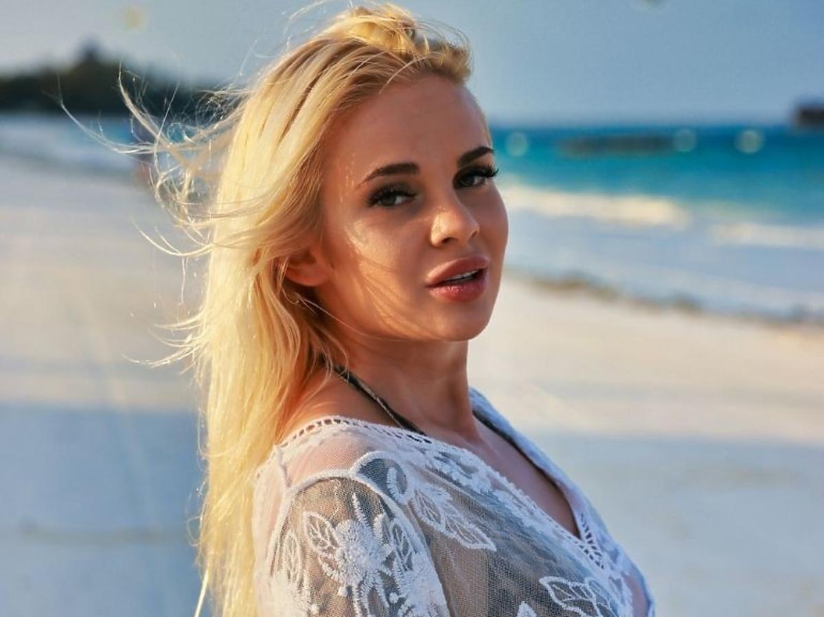 """Aleksandra, uczestniczka 3. edycji """"Hotelu Paradise"""""""