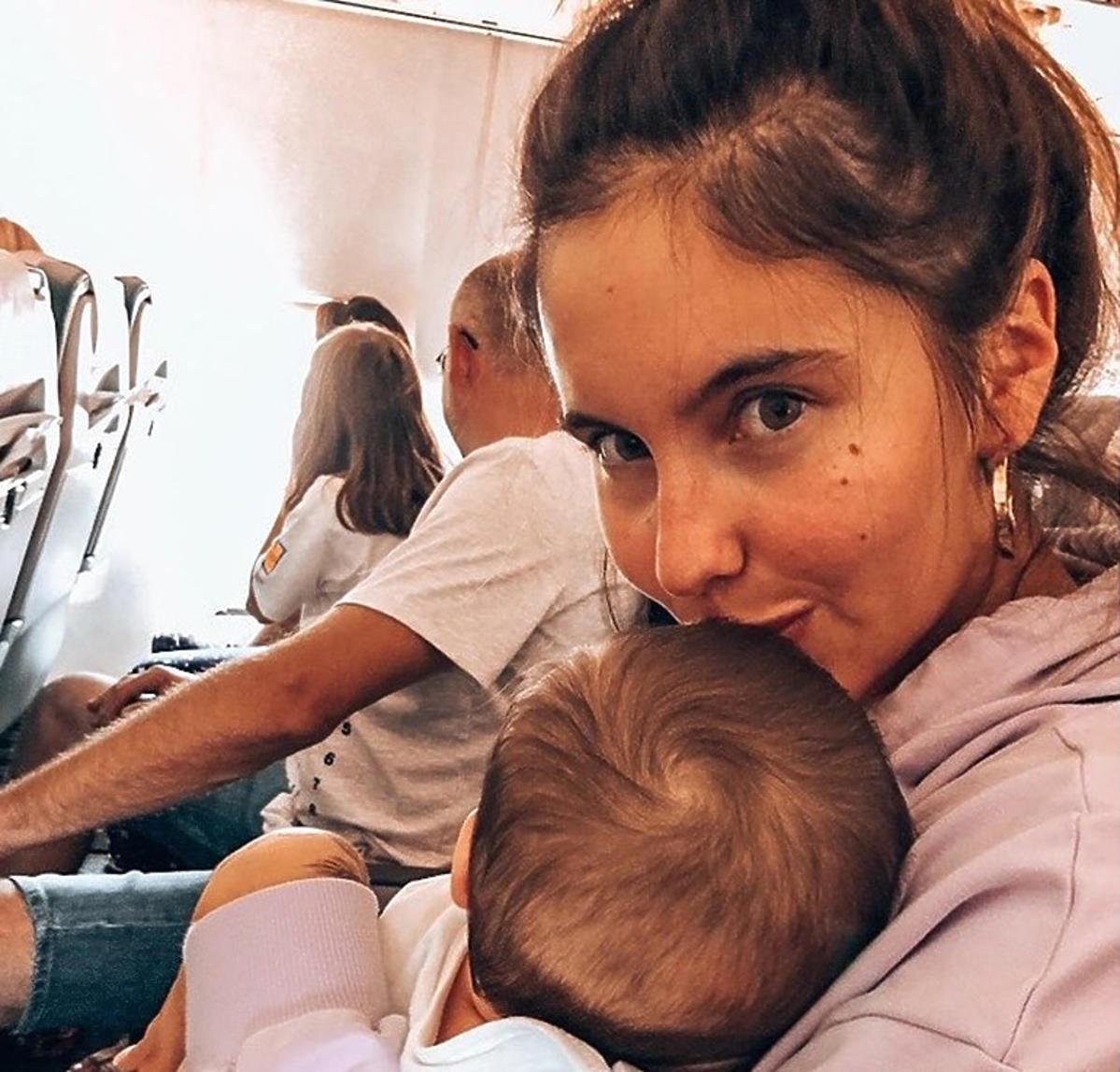 Aleksandra Żuraw o figurze po ciąży. W dniu porodu ważyła 112 kg
