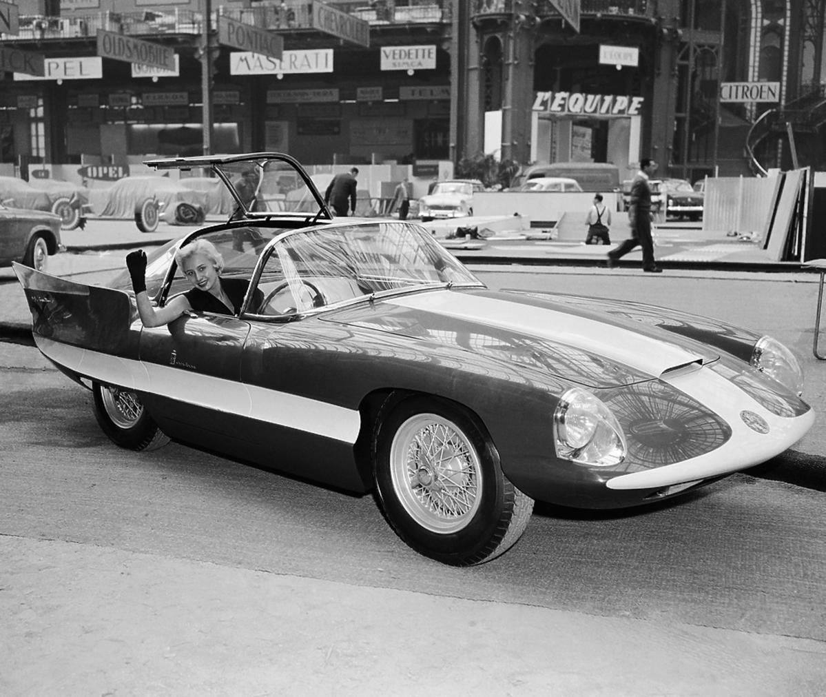 Alfa Romeo Pinin Farina