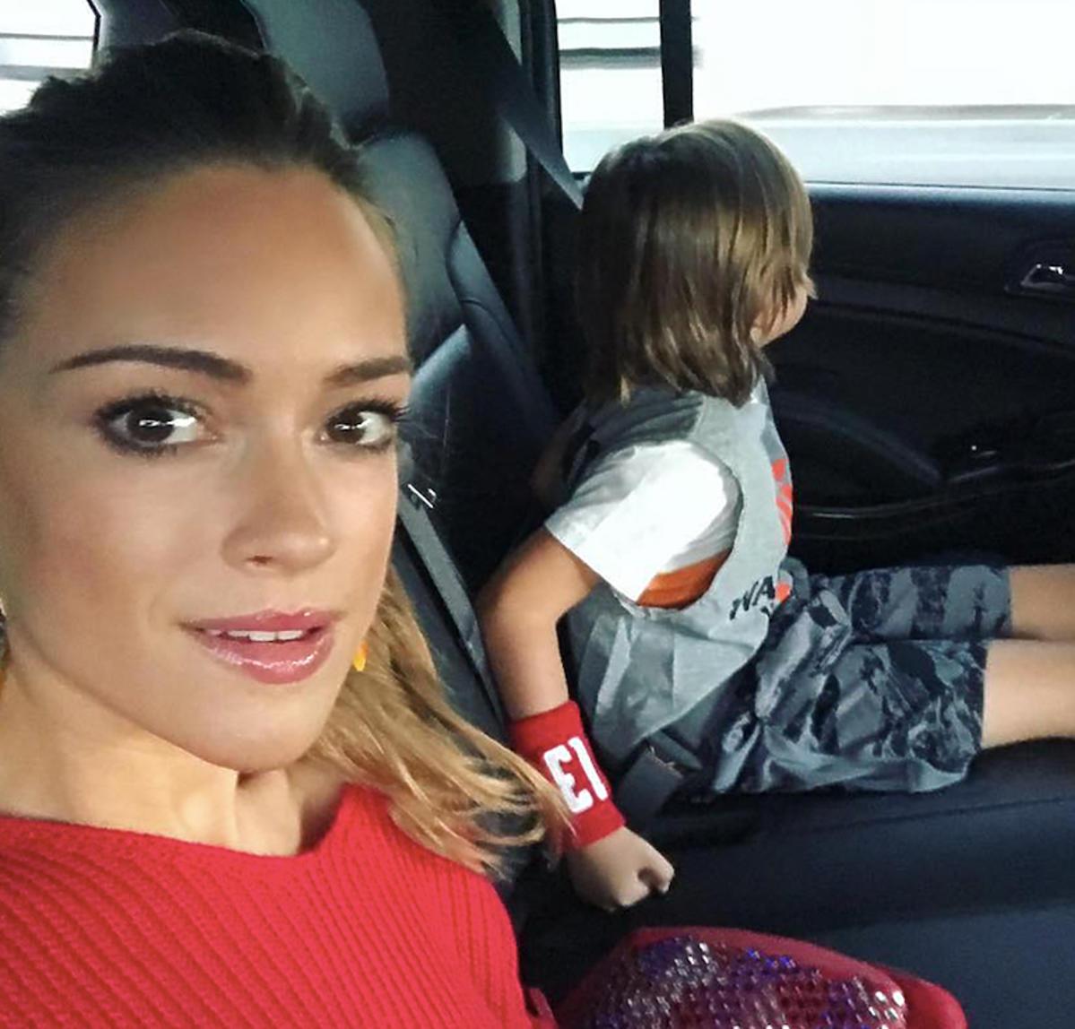 Alicja Bachleda-Curuś, Henry Tadeusz w samochodzie