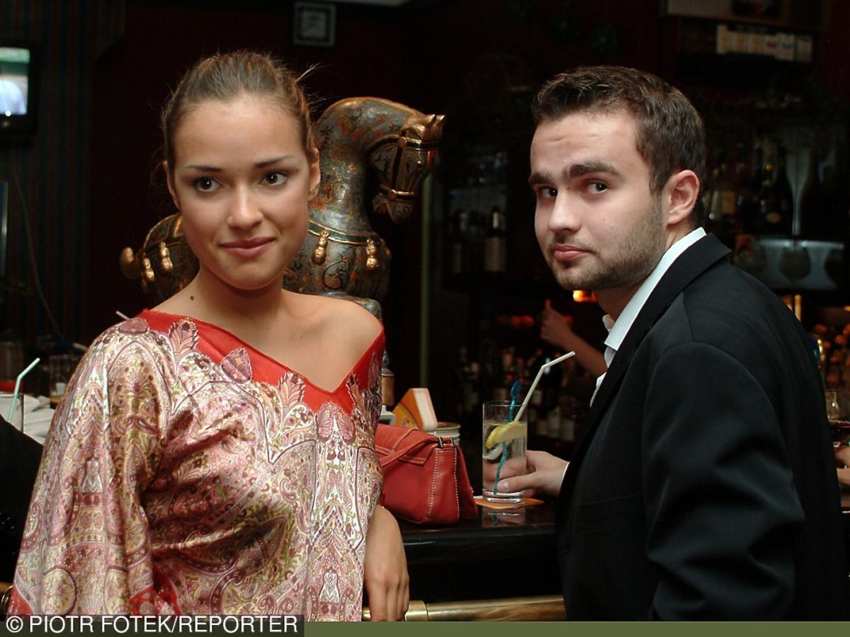 Alicja Bachleda-Curuś i Sebastian Kulczyk