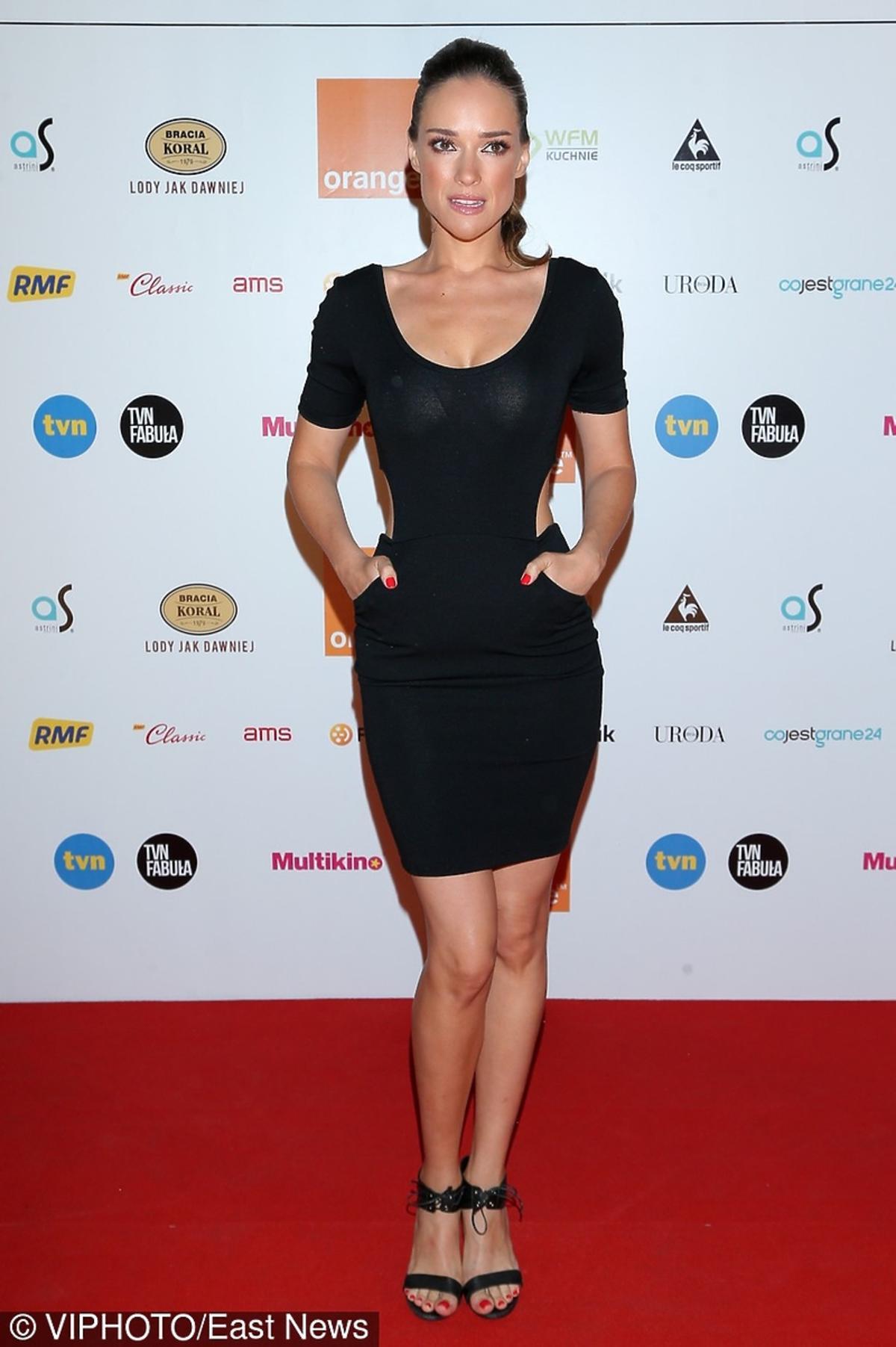 Alicja Bachleda- Curuś na Orange Kino Letnie w Sopocie
