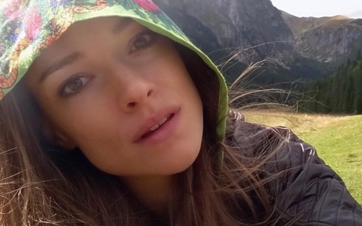 Alicja Bachleda-Curuś pokazała na Instagramie zdjęcie z wakacji
