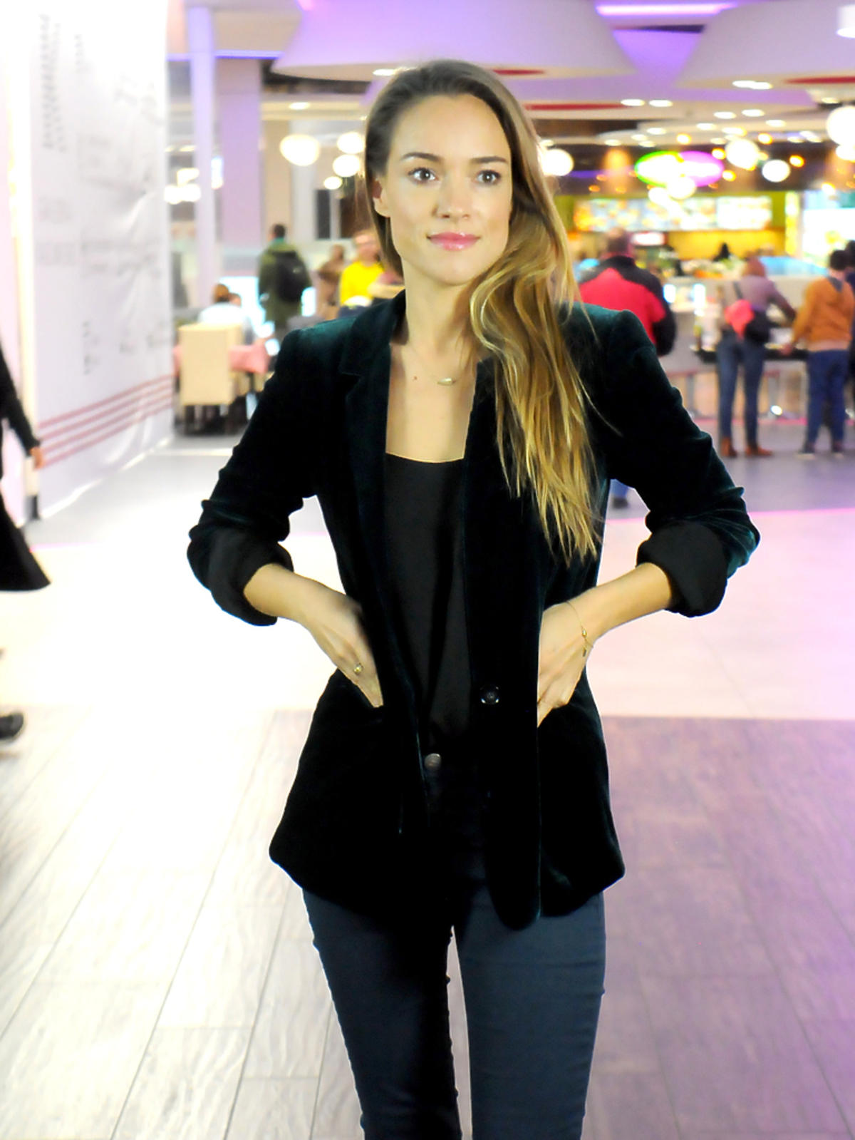 Alicja Bachleda Curuś promuje film