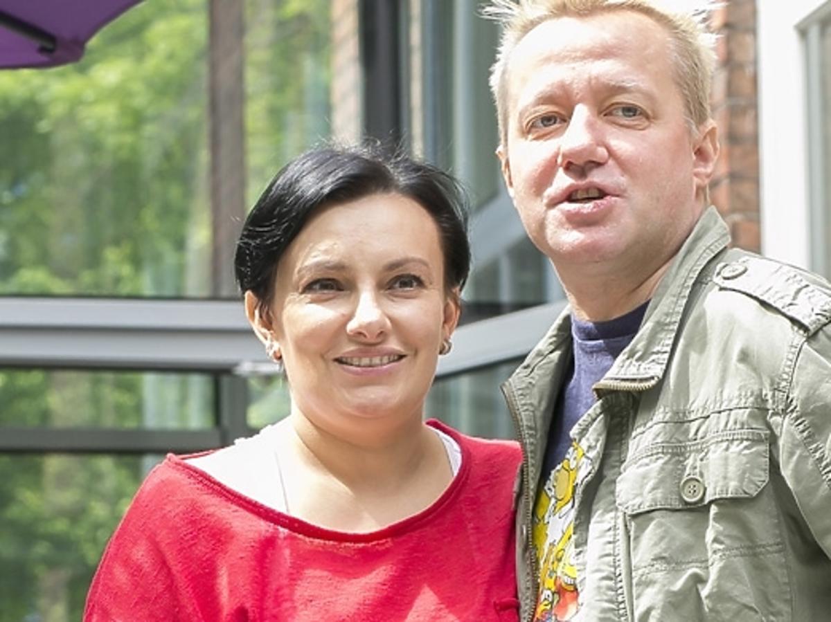 Alicja Borkowska załamana po śmierci Roberta Leszczyńskiego