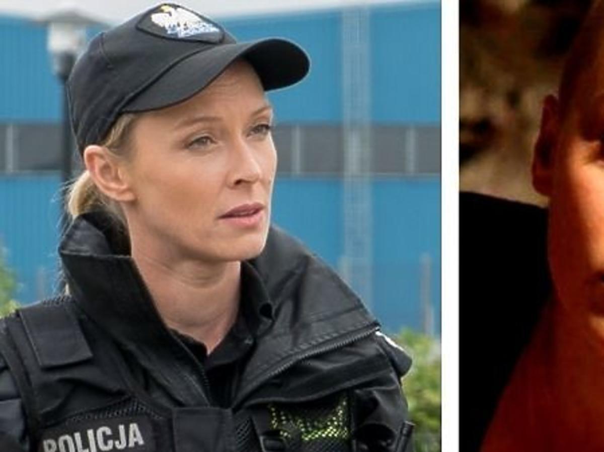 Alicja Dąbrowska z Policjanci i Policjantki wideo
