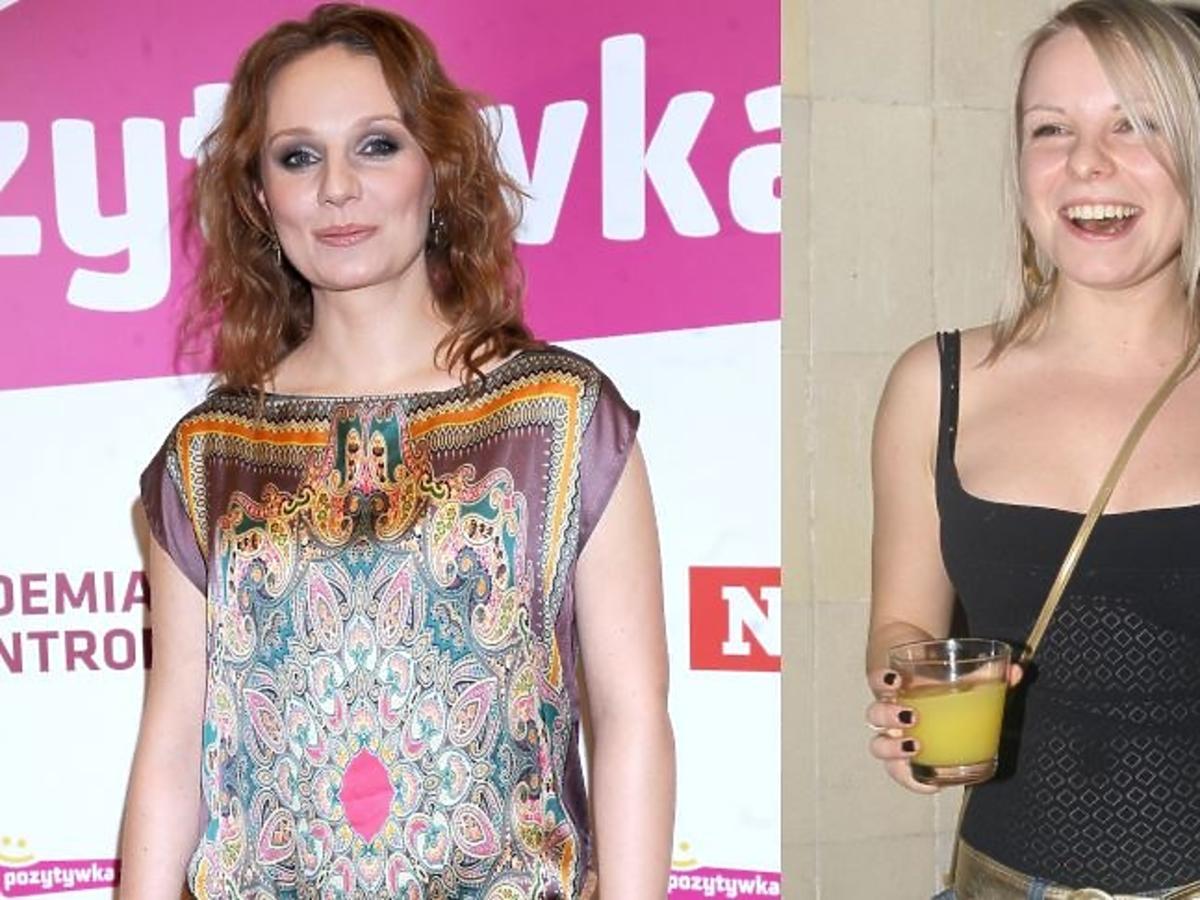 Alicja Janosz w czarnej bluzce