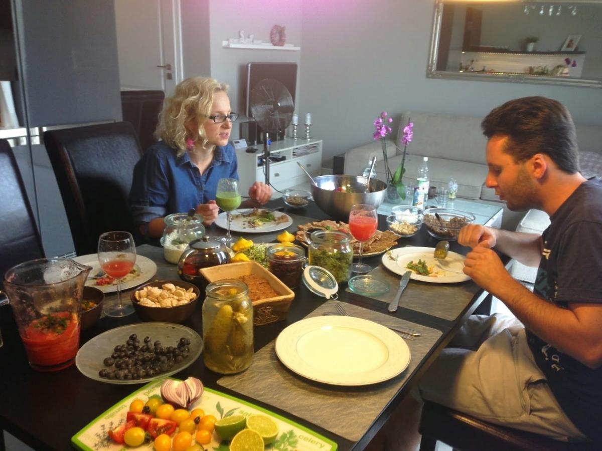 Alicja Janosz zdradza przepisy na zdrowe posiłki