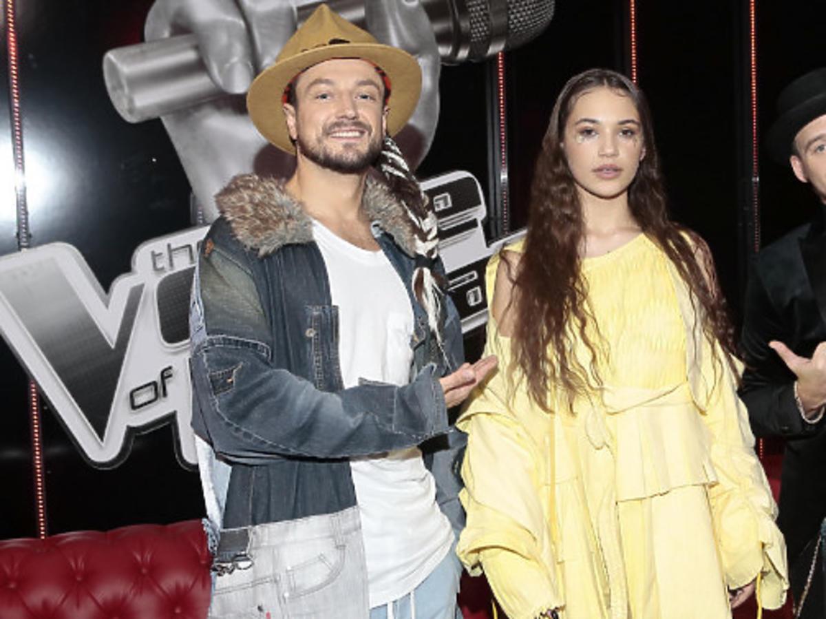 """Alicja Szemplińska, Baron i Tomson w programie """"The Voice of Poland"""""""