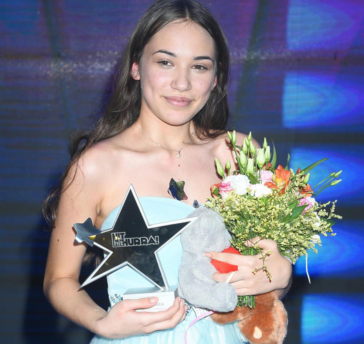 Alicja Szemplińska wygrała w Hit Hit Hura