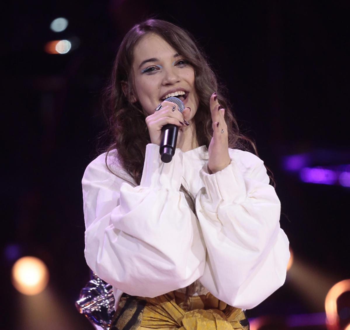 Alicja Szemplińska, zwyciężczyni The Voice of Poland 10, 2019