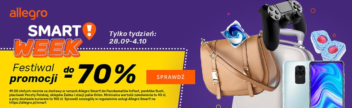 Allegro Smart! Week