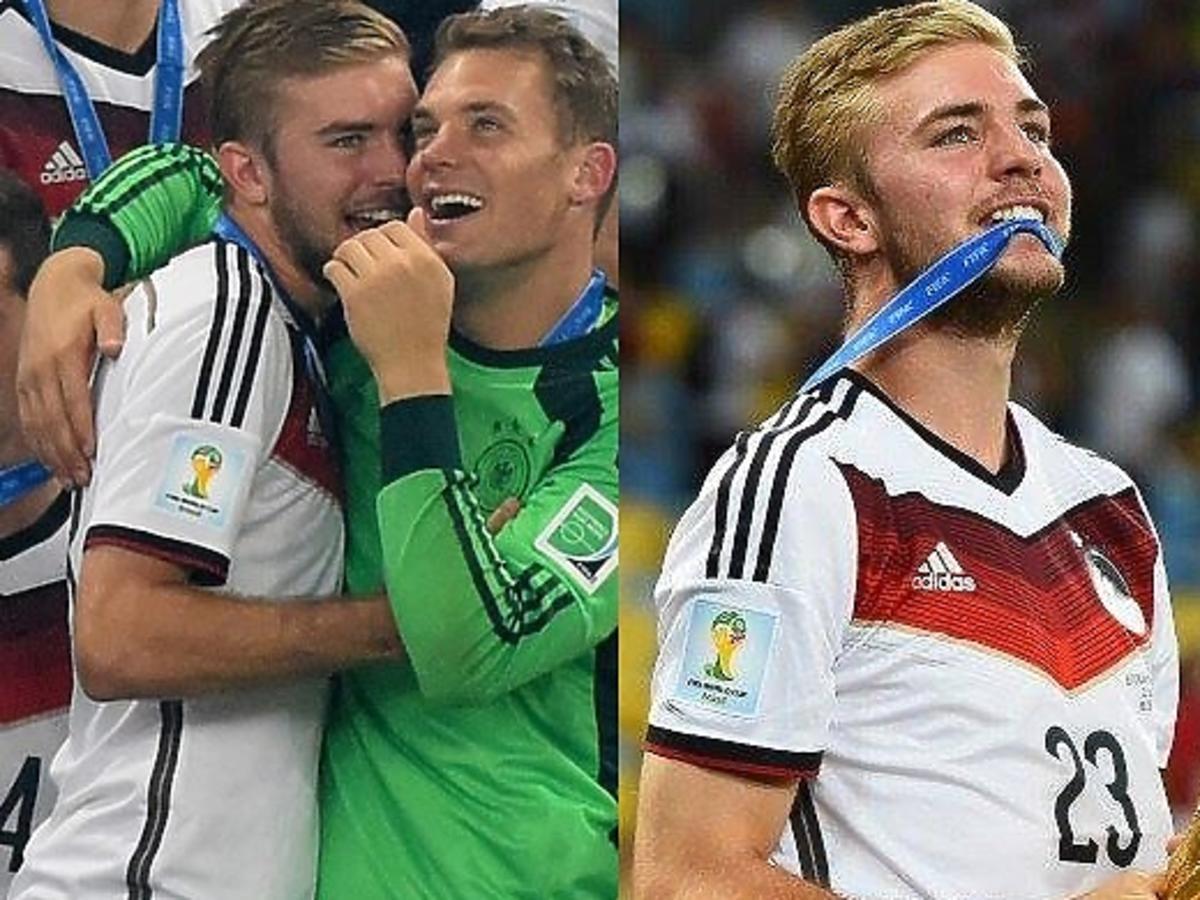 Amnezja niemieckiego piłkarza