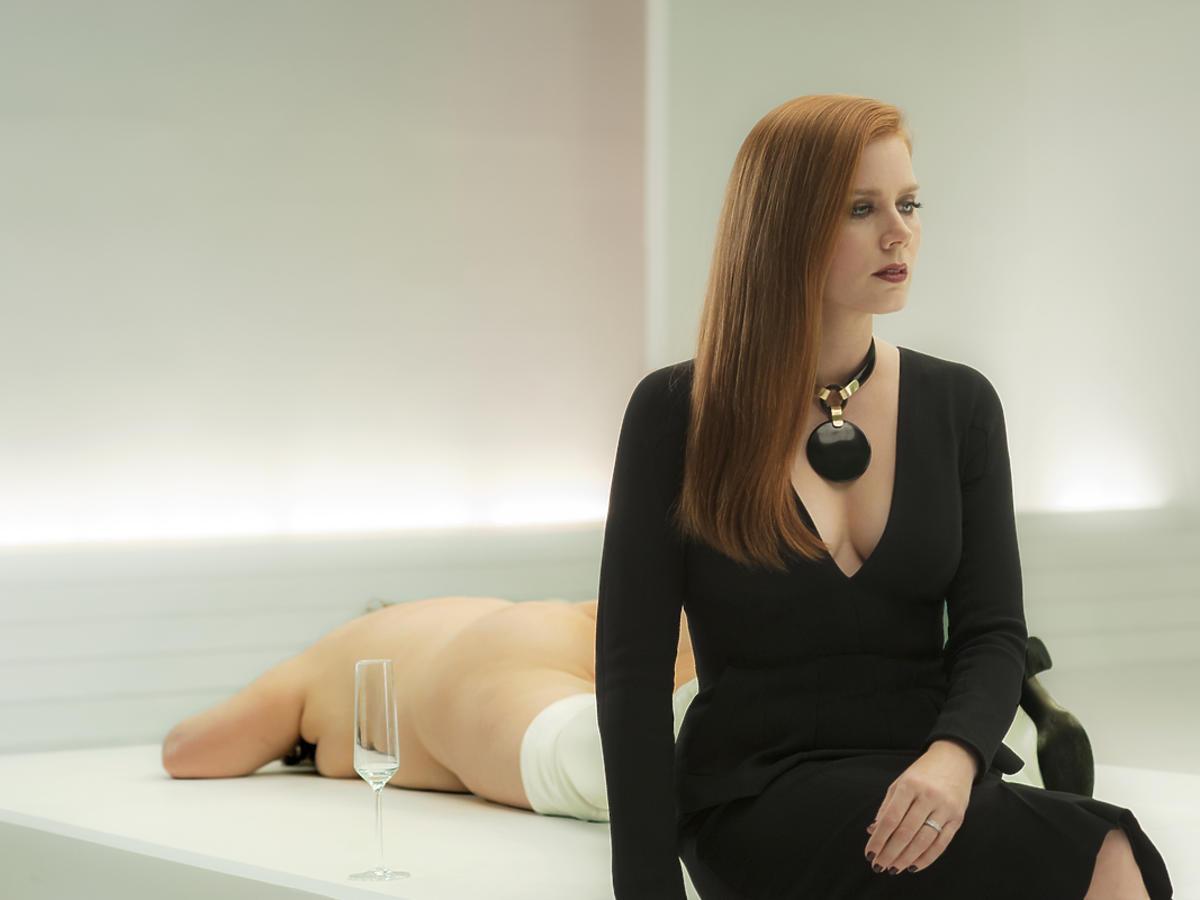 Amy Adams w filmie Zwierzęta nocy