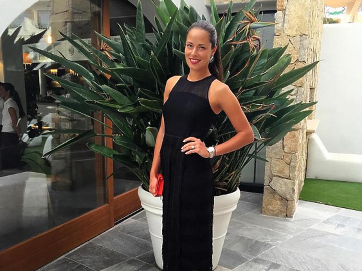 Ana Ivanovic, partnerka Bastiana Schweinsteigea