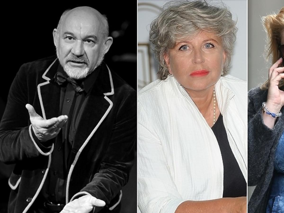 Andrzej Blumenfeld, Krystyna Janda, Elżbieta Romanowska