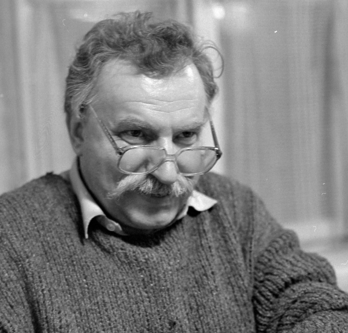 Andrzej Buszewicz nie żyje