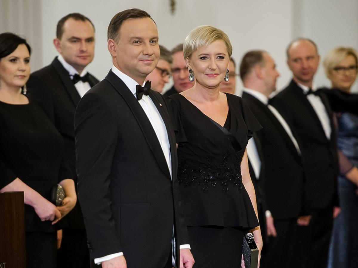 Andrzej Duda, Agata Duda