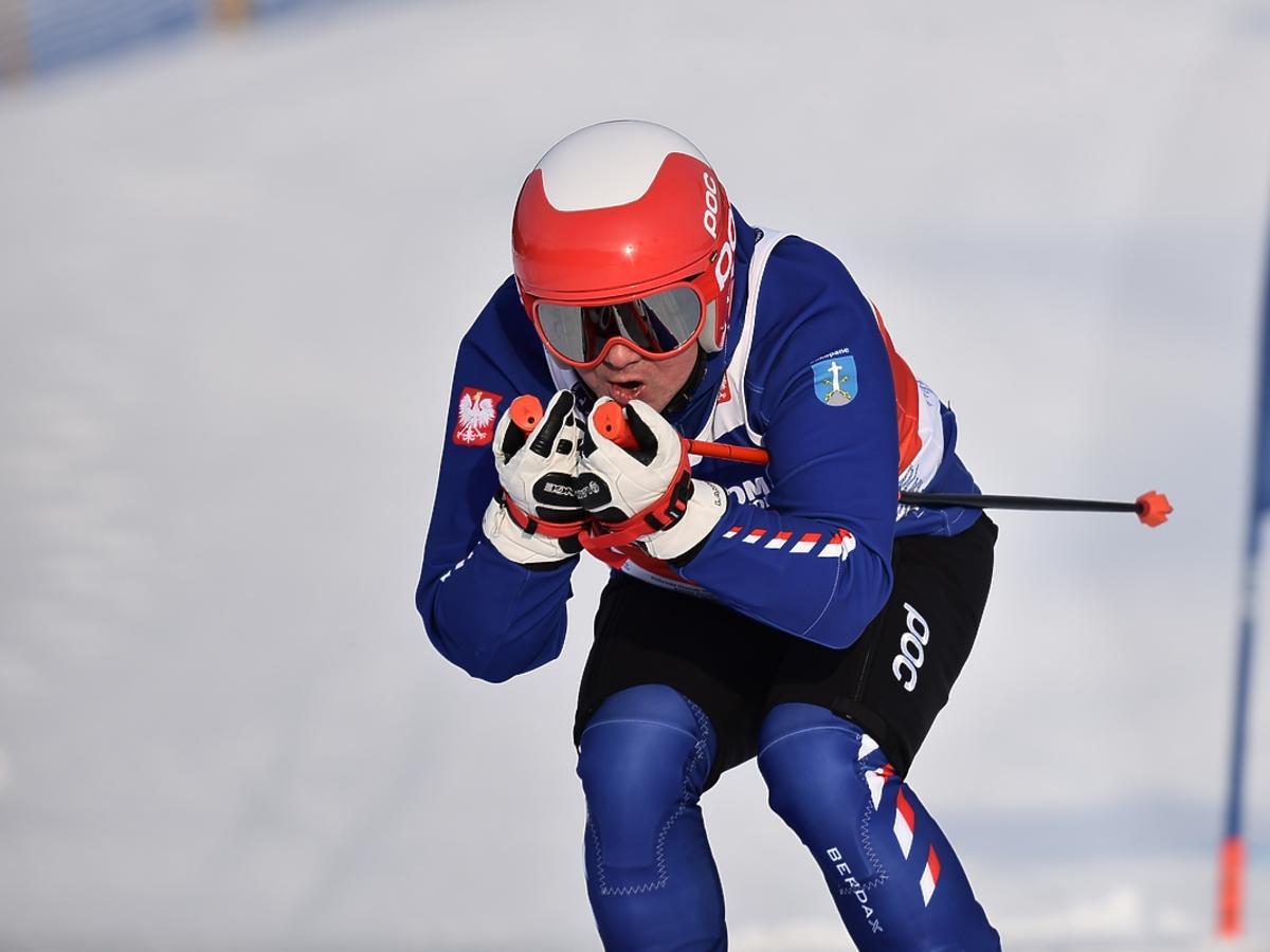 Andrzej Duda jeździł na nartach na zawodach w Zakopanem
