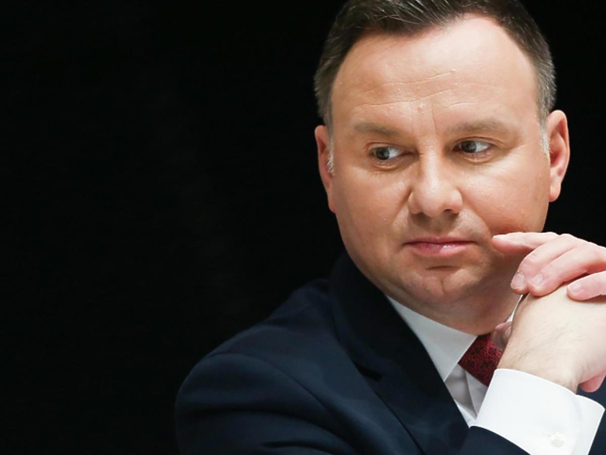 Andrzej Duda otrzymał pogróżki