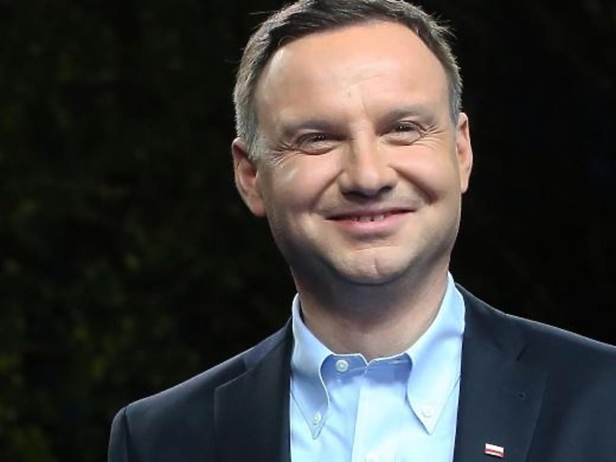 Andrzej Duda pokazał córkę