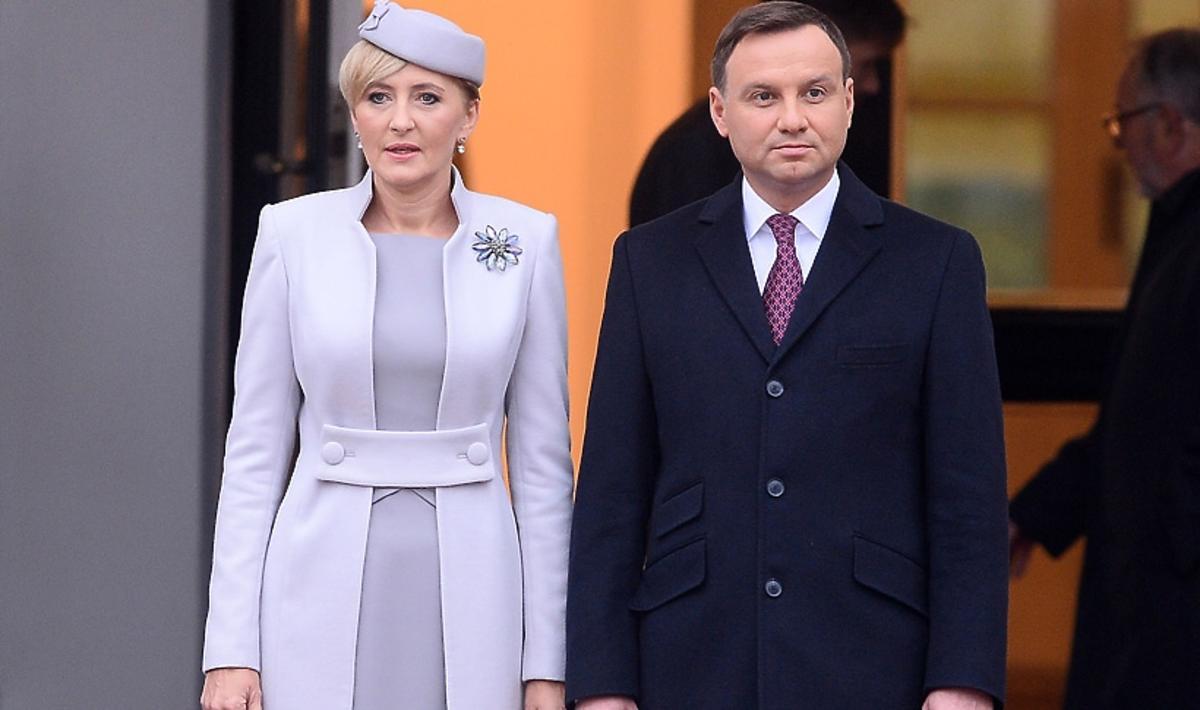 Andrzej Duda rozwodzi się z żoną?!