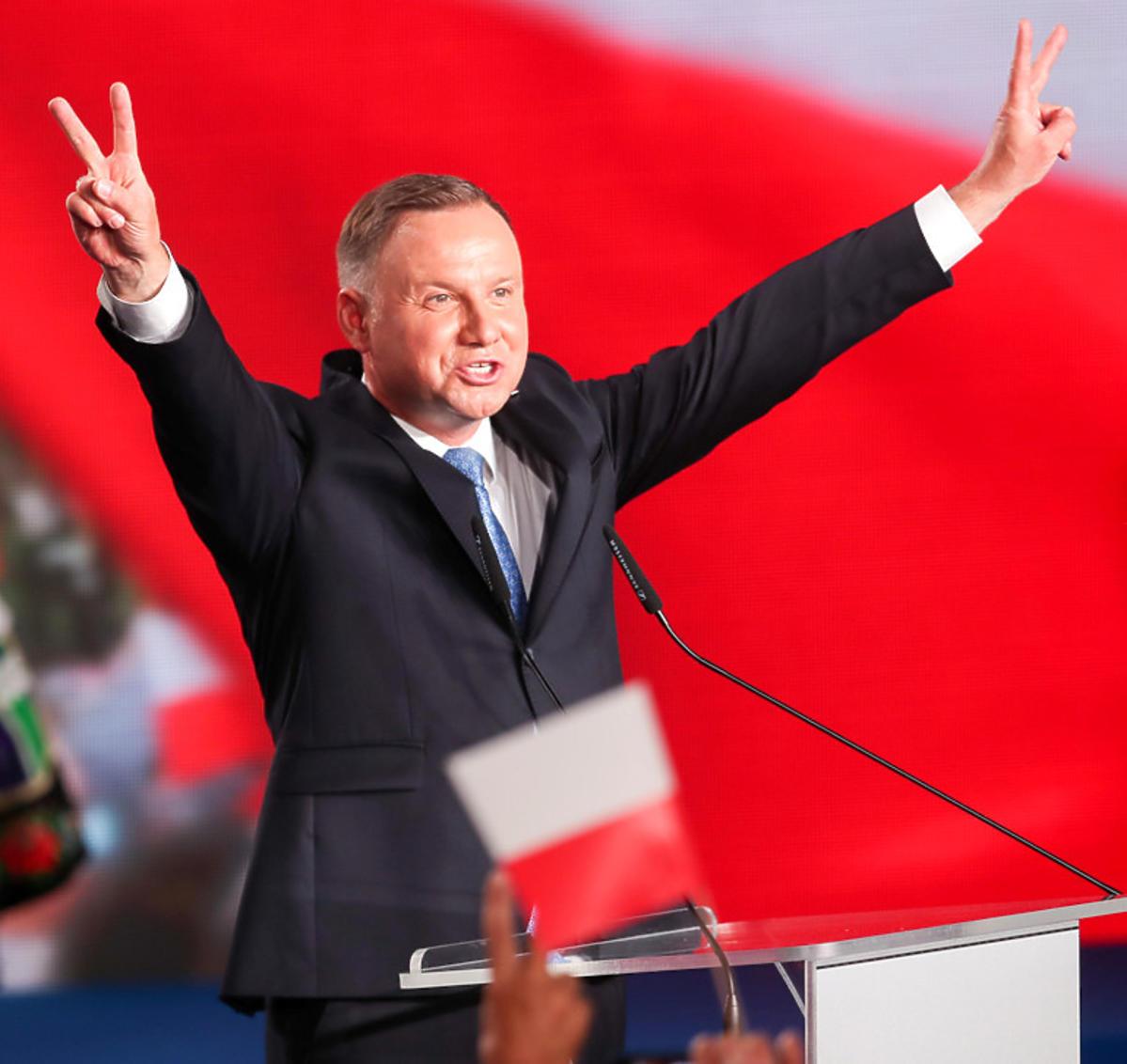 Andrzej Duda wybory