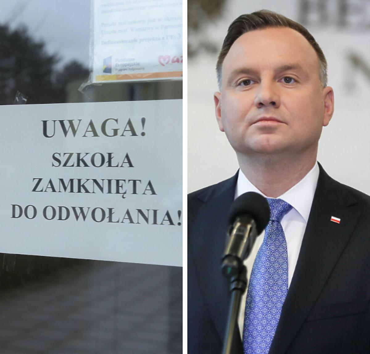 Andrzej Duda zawiesi spłaty kredytów