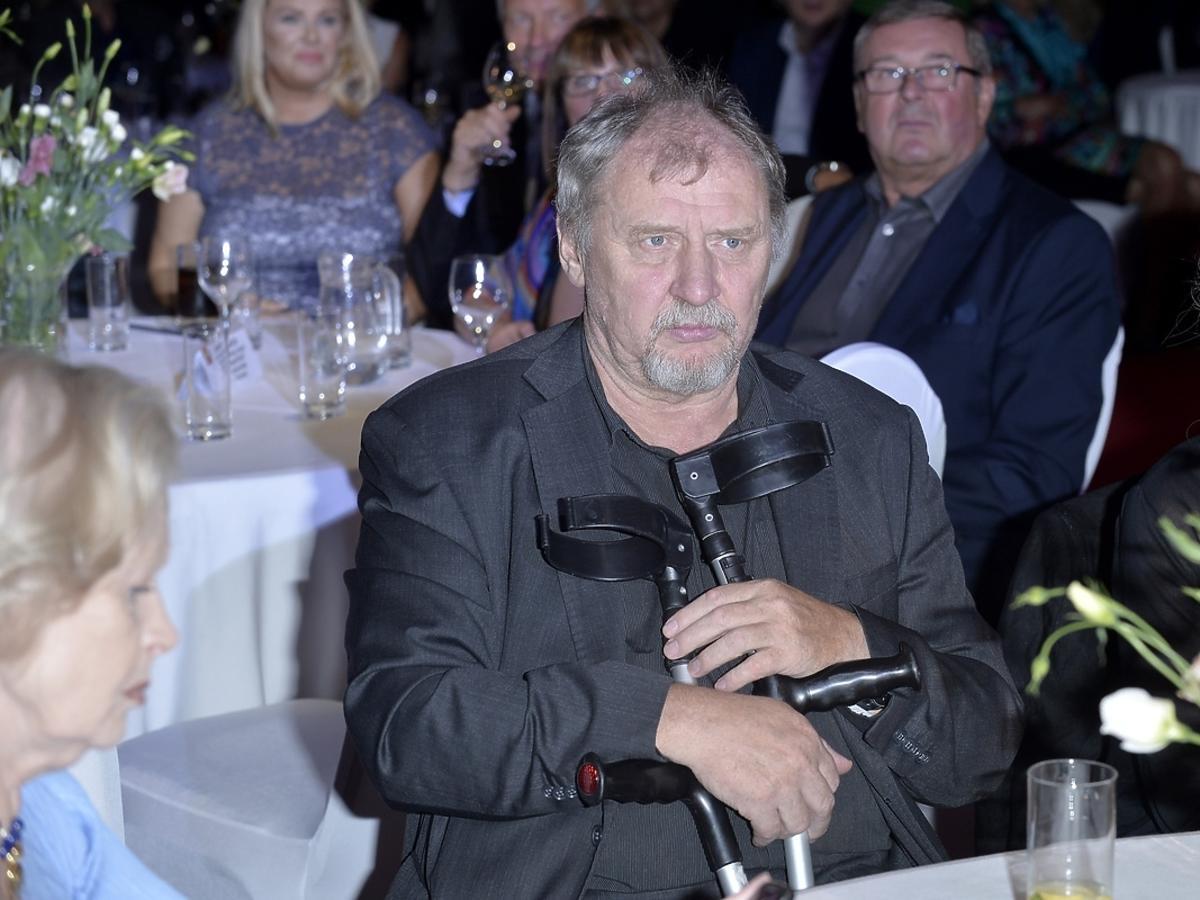 Andrzej Grabowski na prezentacji ramówki Polsatu