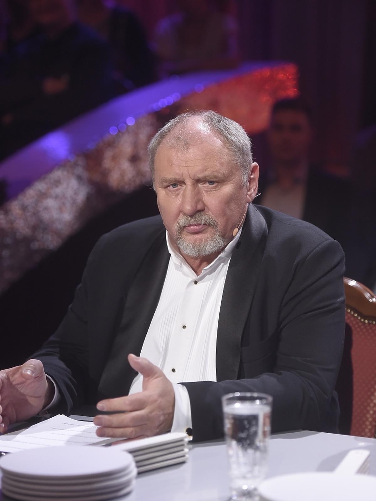 Andrzej Grabowski w finale Tańca z Gwiazdami